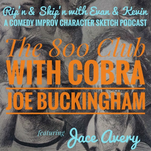 Ep 94 - The 800 Club With Jace Avery