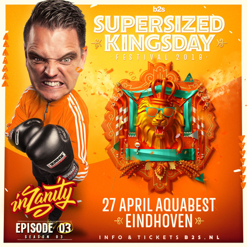 inZanity S03E03 - Supersized Kingsday Festival Special