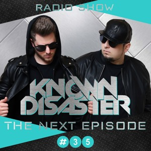 Known Disaster - The Next Episode 035 2018-03-07 Artwork