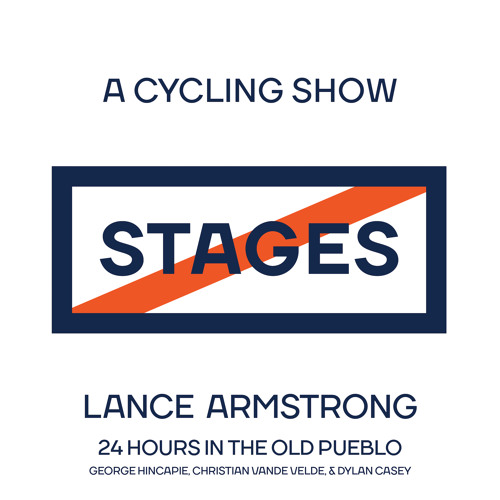 George Hincapie, Christian Vande Velde, Dylan Casey // Stages: A Cycling Show with Lance Armstrong