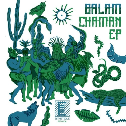 PREMIERE - Balam - Serpiente (Esthetique)