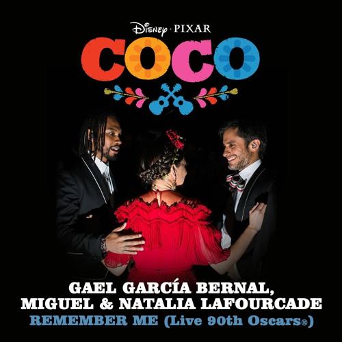 Gael García, Miguel & Natalia Lafourcade - Remember me (Recuérdame) [Live 90th Oscars]