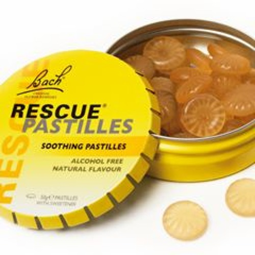 Rescue Pastilles radio commercial