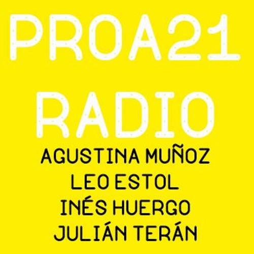 PROA21 RADIO / Sobre las nuevas disciplinas y que pretenden los artistas de una institución