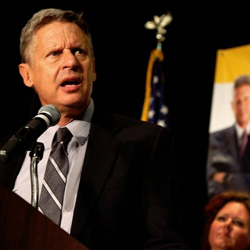 Gary Johnson: 'I Always Thought Telling the Truth Would Rule the Day. And It Doesn't.'