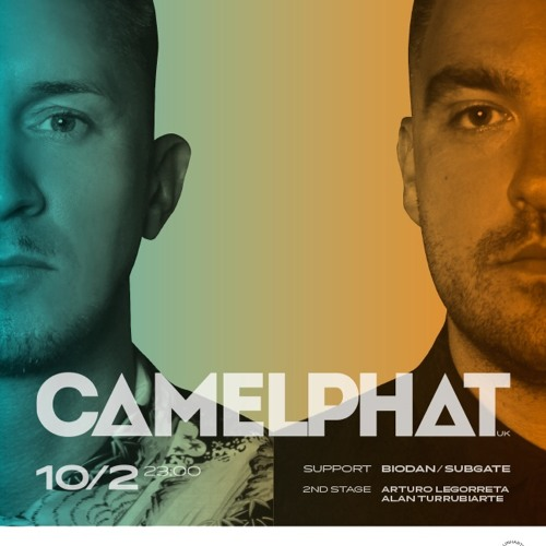 Subgate@Roxy Prague With Camelphat 10.2.2018