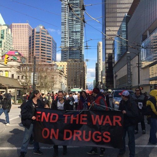 No More Drug War: National Day of Action on the Overdose Crisis