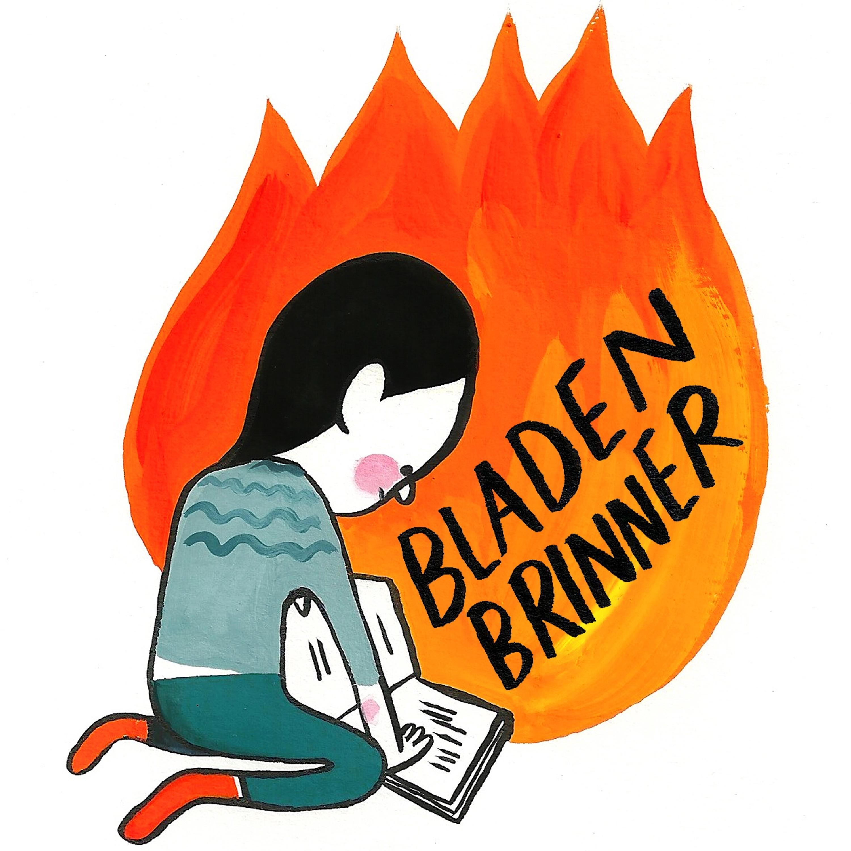 Bladen brinner #28 – En röd kvinnotråd