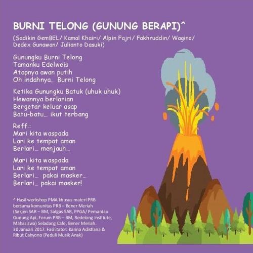 07 - Burni Telong (Gunung Berapi)- Ribut Cahyono, Gally Rangga &  Kris Takarbessy