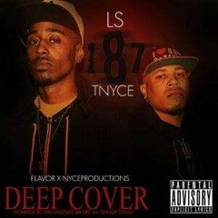 """DEEP COVER """"187"""""""
