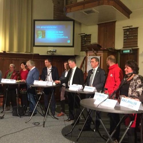 Middelburg Debat Trekdijk 7 maart 2018