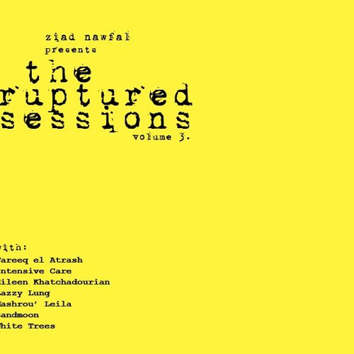 Various Artists: The Ruptured Sessions Vol. 3 [Ruptured, 2011]