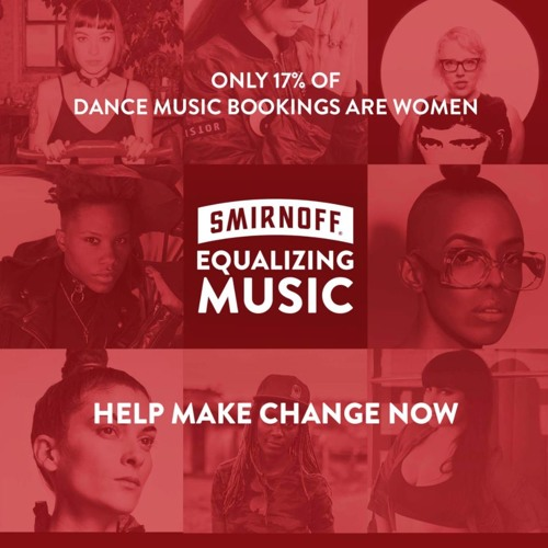 Jay Carder for Smirnoff Equalising Music – March 2018