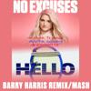 """""""No Excuses/Hello"""" (Barry Harris Remix Mash)"""