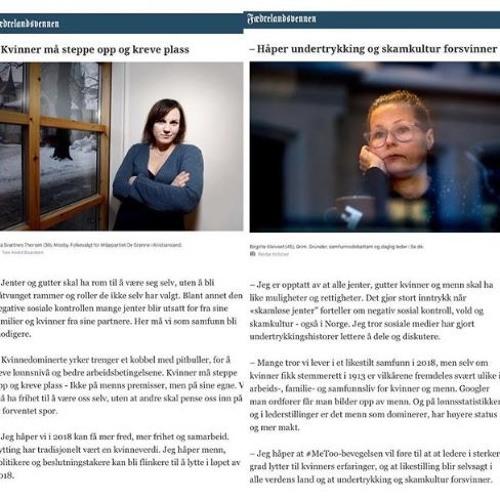 Feministkrangel, Interpellasjonsstev & Drøyeste 8. mars #27