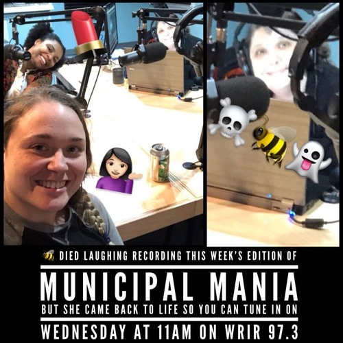 Municipal Mania- Episode 3 March 7, 2018