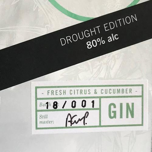 Pienaar & Son Drought Gin
