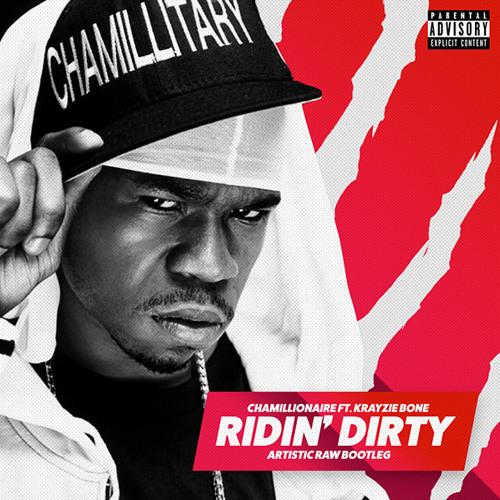Chamillionaire ft. Krayzie Bone - Ridin' (Artistic Raw Bootleg)
