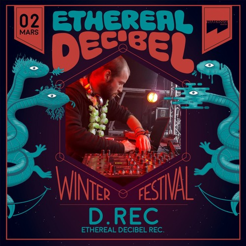 D.Rec - Space Bounce (recorded Live @Ethereal Decibel Winter Festival 2018)