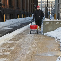 Road salt creates environmental and public health hazards