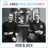 Rob Jack - 1001Tracklists Exclusive Mix 2018-03-08 Artwork