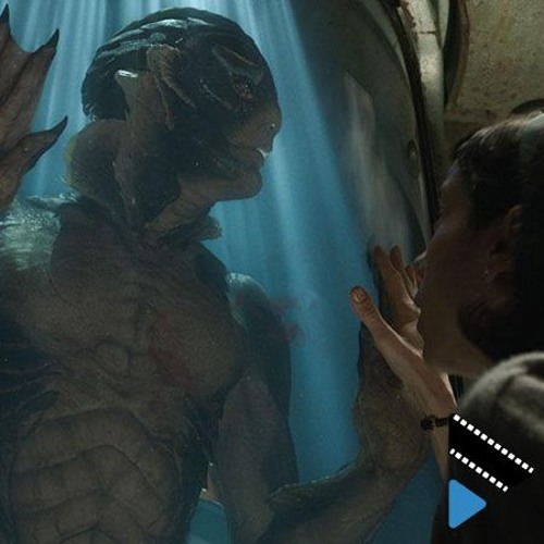 La forme de l'eau : Le film sexué de Guillermo