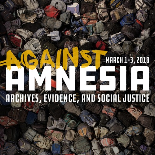 """Trudy H. Peterson """"Against Amnesia"""" Keynote Lecture, March 1"""