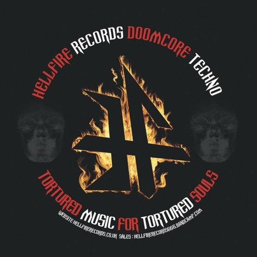 Spiral Into The Abyss DJ MIX - Dj Darkside  Hellfire Records