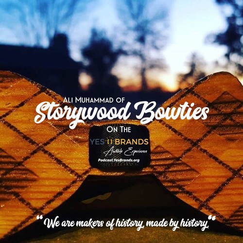 Storywood Bowties Founder Ali Muhammad on Episode 66 of the #502LeaderSeries Show