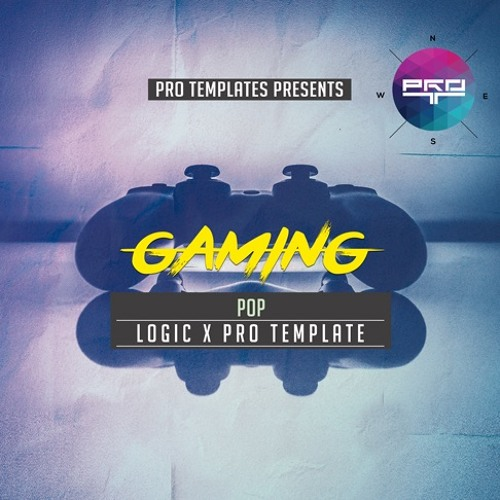 Gaming Logic X Pro Template