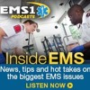 Inside EMS Podcast: How to deal with an unhappy ER nurse or physician