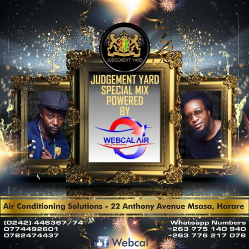 Judgement Yard Mix (WebCal Special Edition)