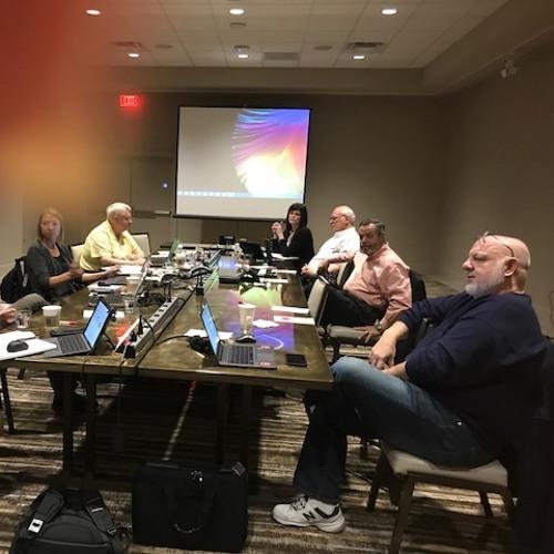 NAESA Boards Meet in Las Vegas