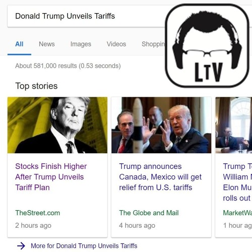 3.8.2018: Donald Trump Unveils Tariffs