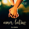 DJ GIAN - Amor Latino Mix 2018 Portada del disco