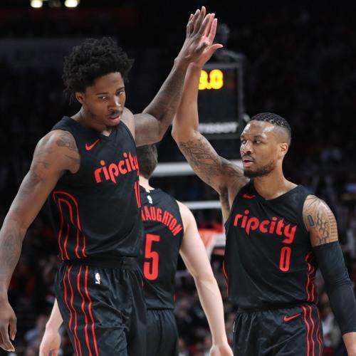 Portland Blazers Tv Channel: 3-on-3 Blazers: Is Portland Really The NBA's 5th-best Team