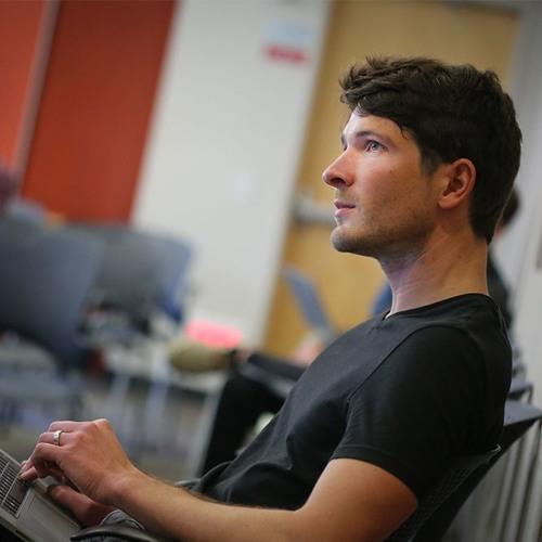 Caleb Christianson talks soft robotics