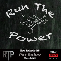 Pat Baker - A Football Journey, Ohio HS, Dean Pees, Randy Walker, and the NE Patriots EP 018