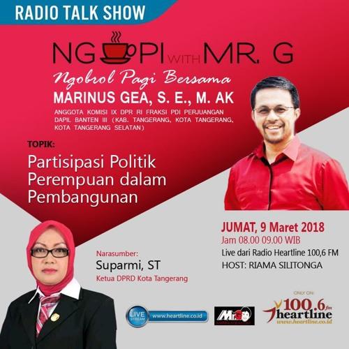 Ngopi with Mr.G | Edisi 09 Maret 2018