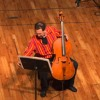 Chaconne for cello and electronic music | Roger Lebow, Cello