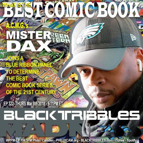 322 - MADNESS Best Comic Book Series