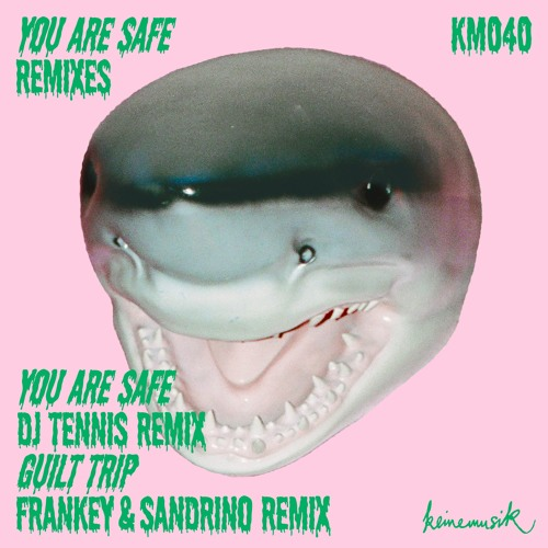 Keinemusik (Rampa, Adam Port, &ME) - You Are Safe Remixes (KM040)