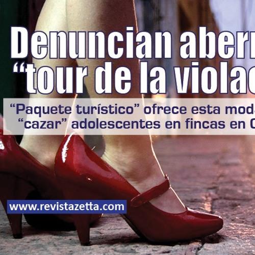 """Entrevista Nocturna RCN """"Tour De La Violacion"""" Cartagena"""