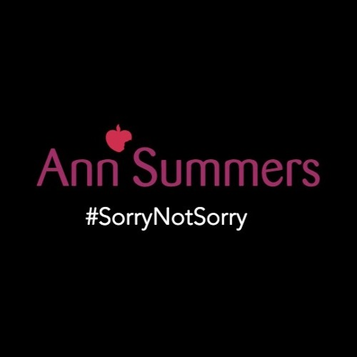 Ann Summers - #SorryNotSorry