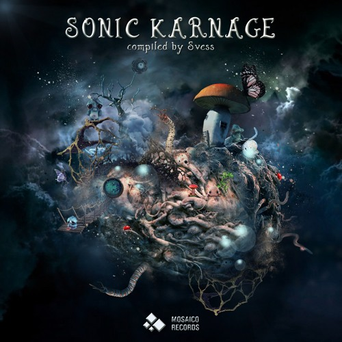 Sonic Karnage :: Compiled by Svess - Mini Mix