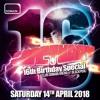 Sanctuary 16th Birthday Deviation Arena Promo - Fiddy P