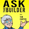 002 New Oak Stair Treads, Sewer Gas, Crown Molding Lesson ~ AskTheBuilder.com