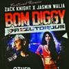 Zack Knight x Jasmin Walia - Bom Diggy (Bazzotorous Festival Remix)