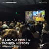 A Look at Print in Fashion History with Annette Becker