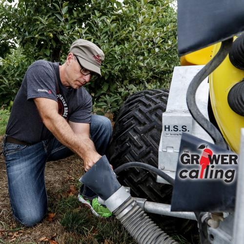 Jason Deveau offers tips for spray season